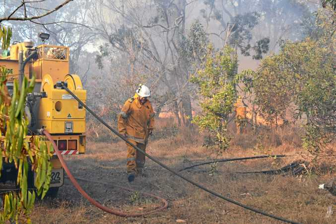 Volunteer rural firefighters are gearing up for a strong fire season over the coming months.
