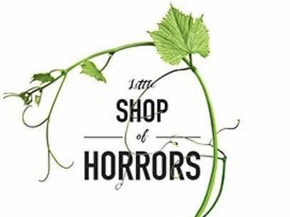 Promo image of The Little Shop of Horrors upcoming production by Bangalow Theatre Company.