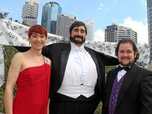 'Pavarotti' comes to Robina with fun operatic show