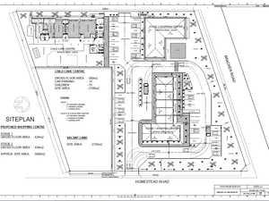 Work begins on new Warwick shopping precinct