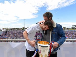 Bulldogs victory got even this footy-hater excited