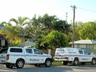 A toddler has died after being hit by a car in North Mackay.