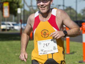 Roger Guard marathon