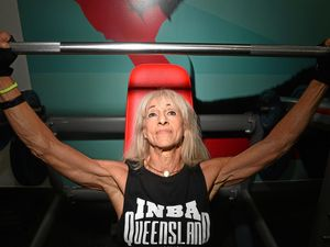 Is this Coast grandma the fittest 70-year-old ever?