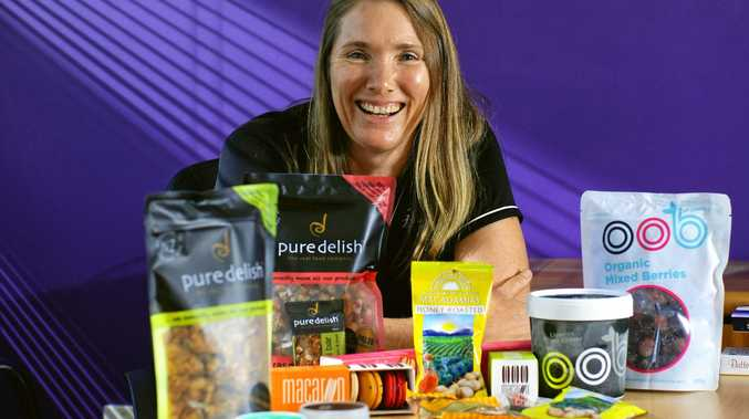 BOUTIQUE FOODS: Tanya Hargreaves from Total Gourmet.