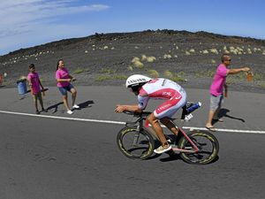 Frodeno defends ironman world championship title