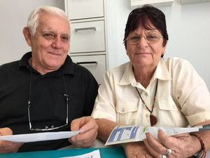 Couple talk about rate rise