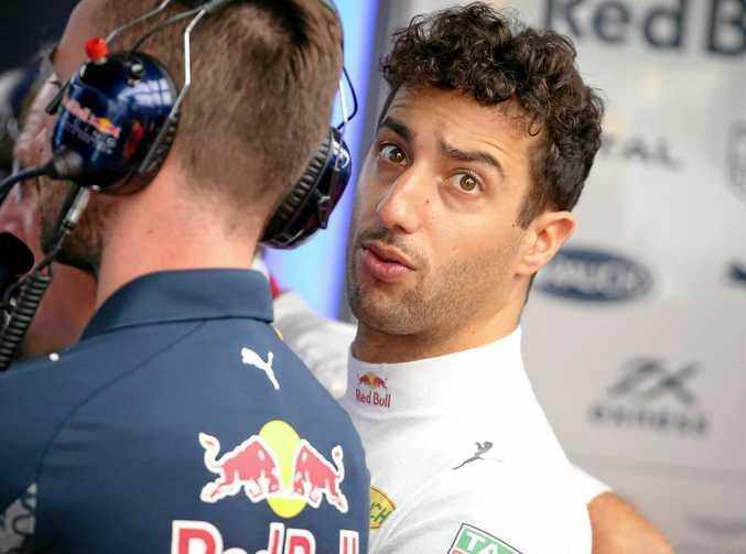 Daniel Ricciardo finished sixth at the Japanese Grand Prix.
