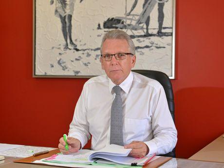 Mark McArdle.  Photo: John McCutcheon / Sunshine Coast Daily