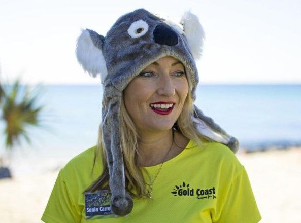 Sonia Carroll's web series Aussie Periscope Girl has attracted 28.7 million hits on Periscope.