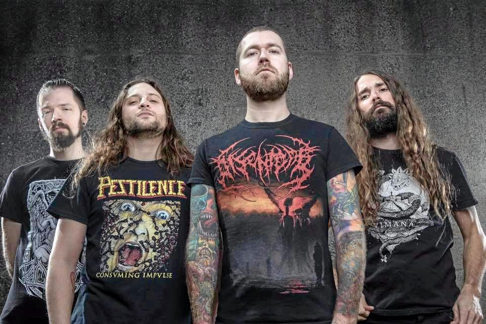 Revocation will be headlining to festival with King Parrot. Photo Contributed