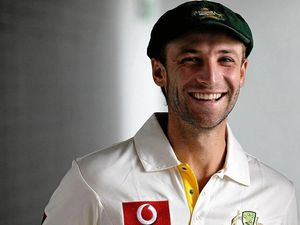 NSW bowler Abbott recounts the day Hughes was felled