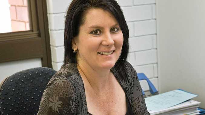LEGAL LIFE: Kennedy Spanner Lawyer director Amanda Schmidt loves her career helping people.