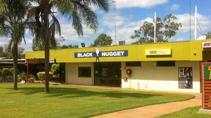 The Black Nugget Hotel, Moranbah.