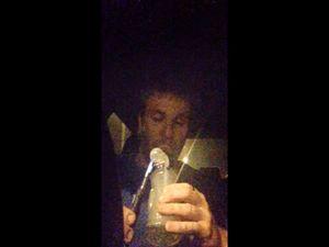 Drug driver's 180km/h ice trip