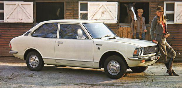 1970 Toyota Corolla KE20.Photo: Contributed