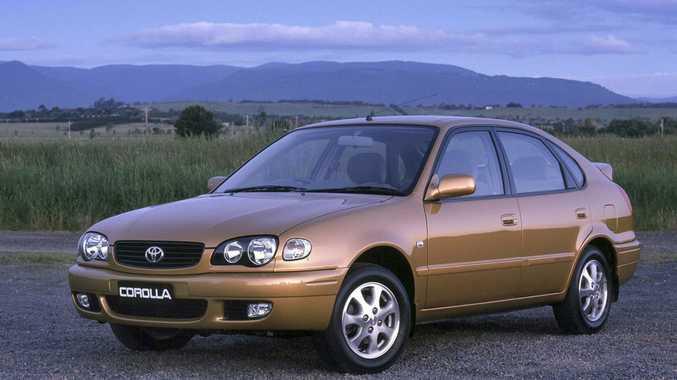 1999 Toyota Corolla AE110 Ultima Seca. Photo: Contributed