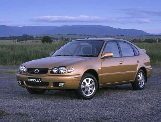 1999 Toyota Corolla AE110 Ultima Seca. Photo: Contributed