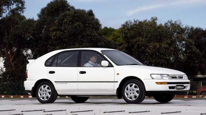 1994 Toyota Corolla AE100 Seca CSX.Photo: Contributed