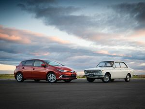 Toyota Corolla's 50th birthday: the world's best seller