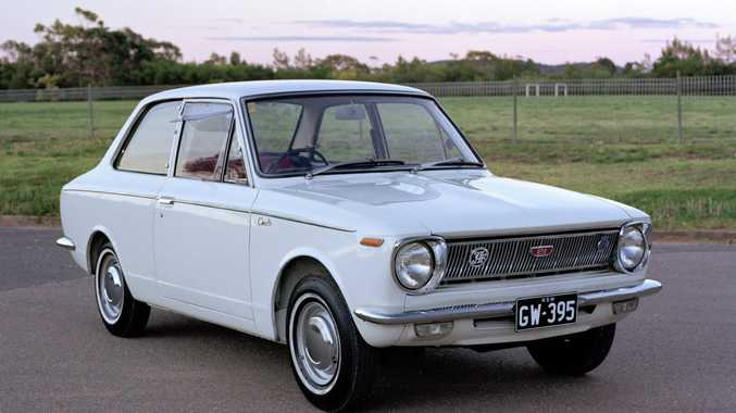 1967 Toyota Corolla KE10.Photo: Contributed