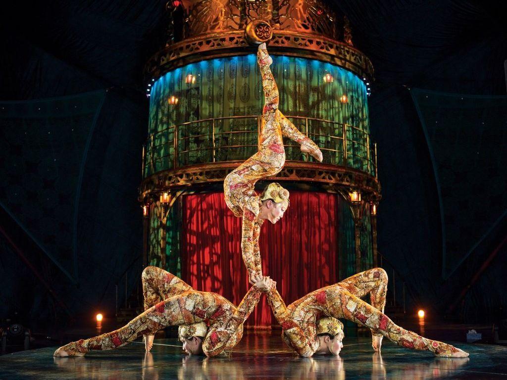 Have your mind blown at Cirque Du Soleil's latest masterpiece, KOOZA.  Photos: Matt Beard  Costumes: Marie-Chantale Vaillancourt ©2012 Cirque du Soleil
