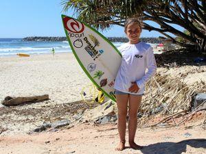 Tweed surfer a real-life Barbie girl
