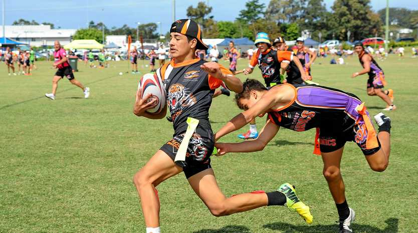 the Australian Junior Oztag Championships are returning to Coffs Harbour for a third straight year on Friday.