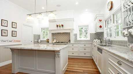 Black Duck Kitchens won New Kitchen $30,001- $50,000, Renovated Kitchen Up to $25,000, New Kitchen Over $50,001, Kitchen of the Year and Kitchen Design