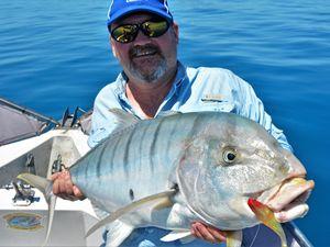 Plenty of tuna around the islands