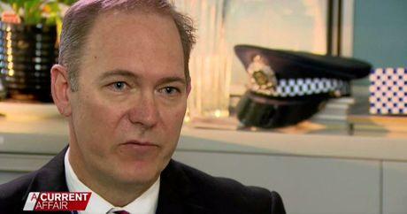 Detective Sergeant Andrew Self.