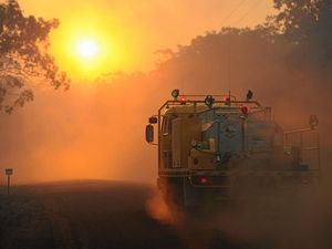 Machinery sparks fears as conditions ripen for bushfires