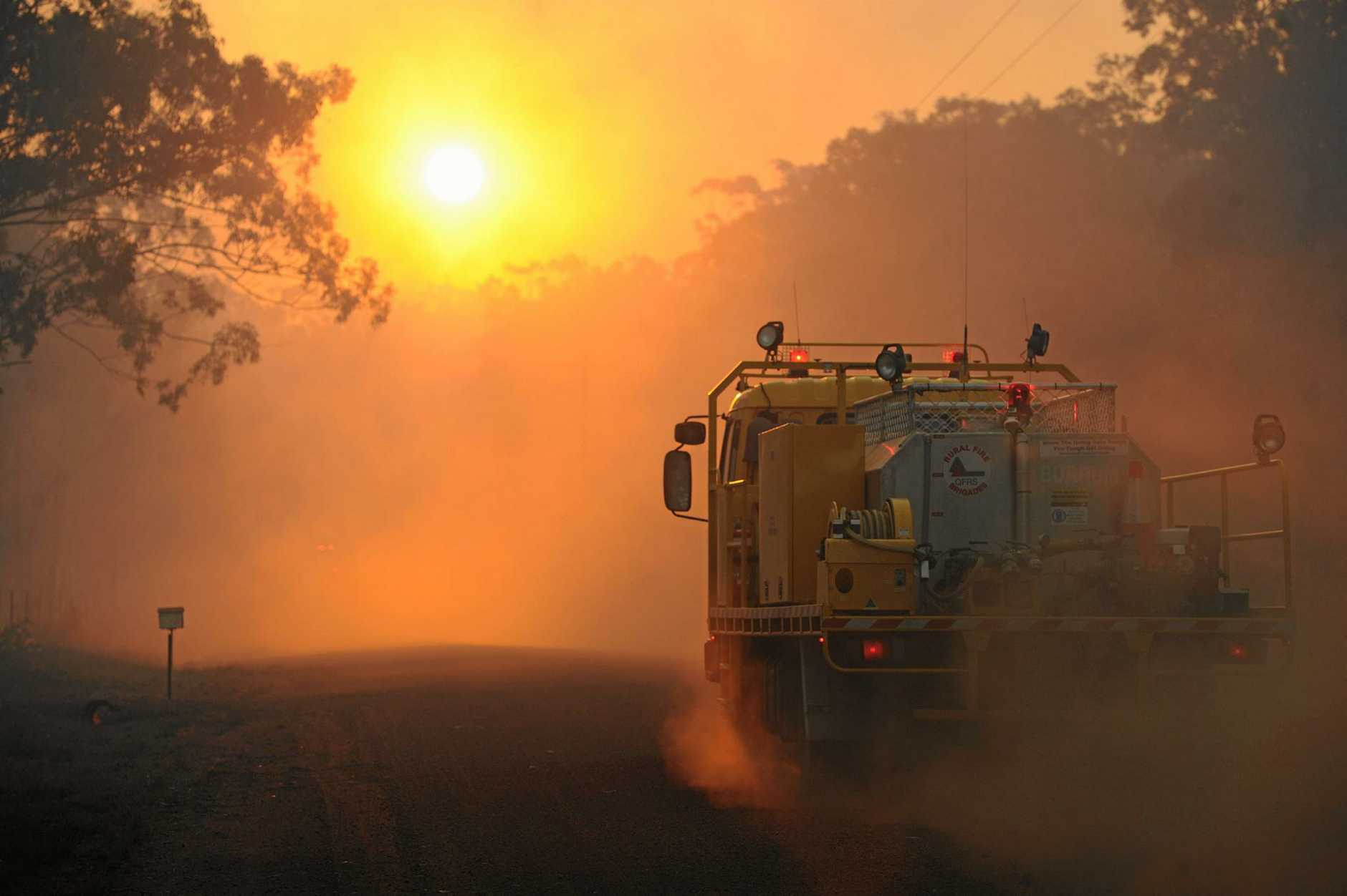 The Rural Fire Service has warned sparking machinery and out-of-control burns have already started bushfires this season.
