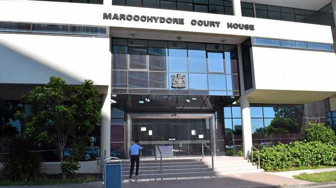 Maroochydore Court House.