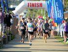 Running Festival: 10km race start.