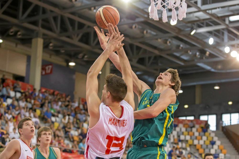 Tom Fullarton is a rising star in basketball.