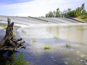 Dredging weir would be costly says SunWater