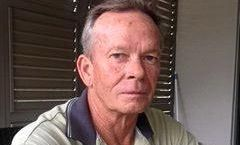 Open cut miner Paul Head, who lives at Airlie Beach, has black lung disease.