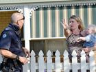 Not funny - Seeking assistance from Hervey Bay police, Point Vernon resident Tehlia Chase was confronted by someone in a clown mask, looking through her window.