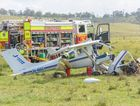 SAFETY FIRST: The Jabiru 230, one of which crashed near South Grafton on Wednesday afternoon, is renowned for protecting the occupants in crashes.