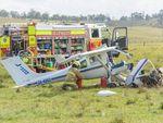 Strong Aussie design saved plane crash couple