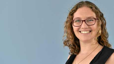 Sunshine Coast Daily journalist Nicky Moffat