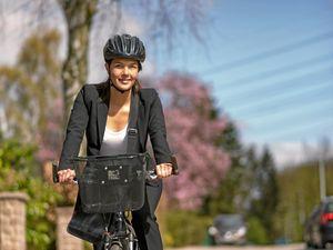 Bikes a lifelong love for Justin