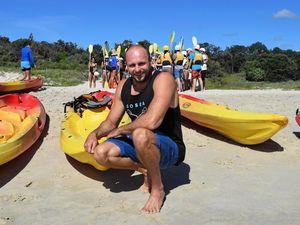 GoSea Kayaks steps up for Schoolies but volunteers still needed