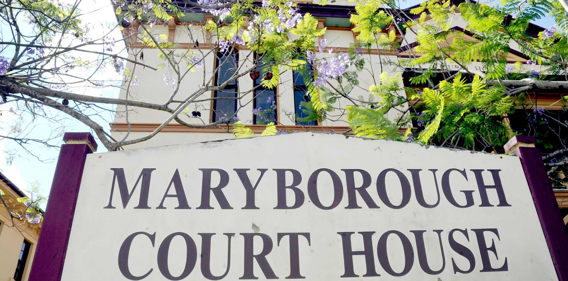 Maryborough Court House.Photo: Valerie Horton/ Fraser Coast Chronicle.