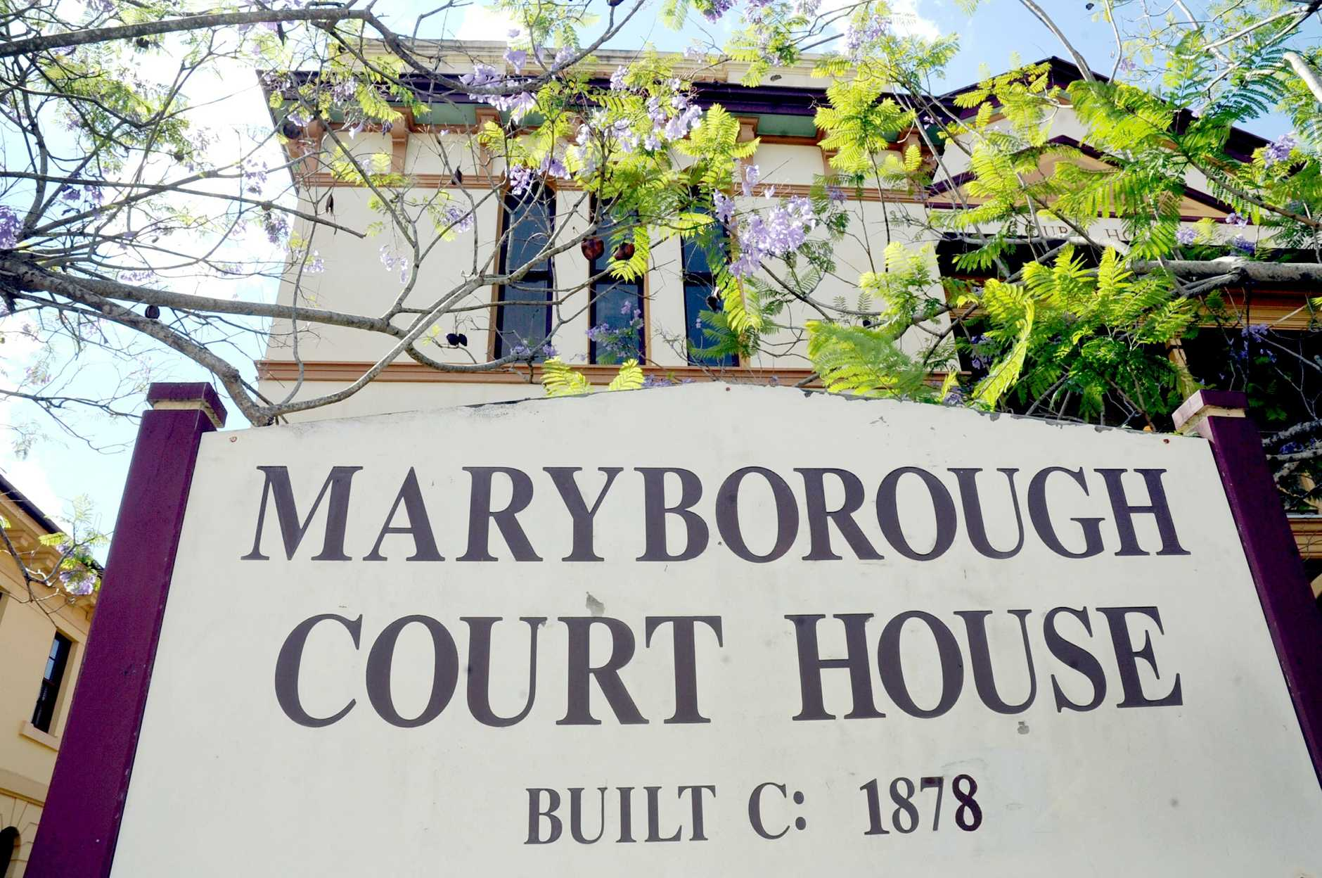 Maryborough Court House.