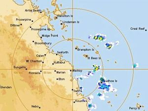 Mackay weather radar now available 24/7