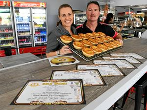 No porkie pie: Bundy bakery has Australia's best