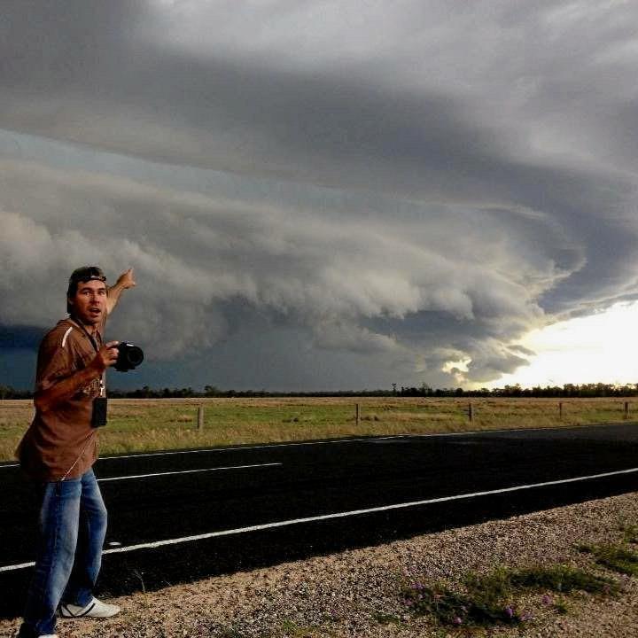 Jeff Higgins of  Higgins Storm Chasing.