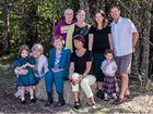 DULONG TIES: Enjoying the Dulong celebrations are Dalzell and Mackay descendants.